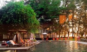 Lone Pine Hotel, Penang, Malaysia.