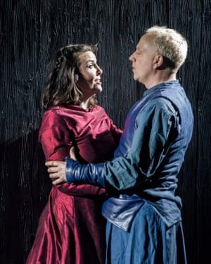 'Quietly erotic': Lee Bisset and Peter Wedd in Tristan und Isolde at Longborough Festival Opera