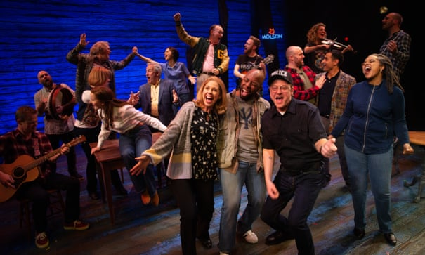 Come From Away review – a feelgood 9/11 musical? Believe the hype