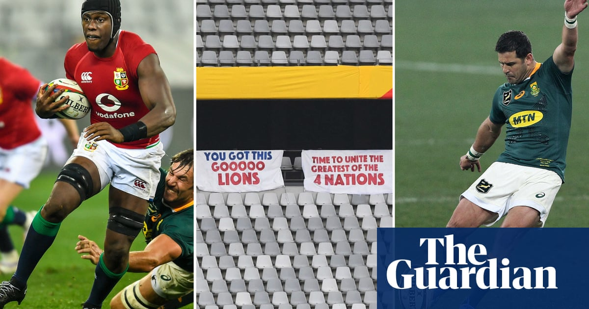 Lions tour awards: best player, unsung hero and the most memorable quote