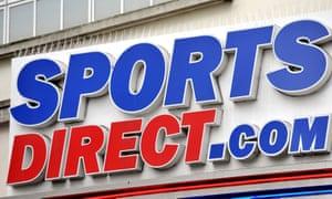 A Sports Direct logo