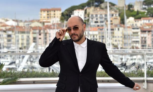 Kirill Serebrennikov at the Cannes film festival in 2016