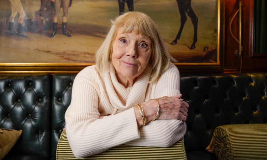 'The cameraman on The Avengers was paid more than me': Diana Rigg.