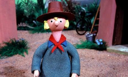 Camberwicker Man … Windy Miller, from the 1966 series Camberwick Green.