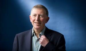 Paul Torday in 2010