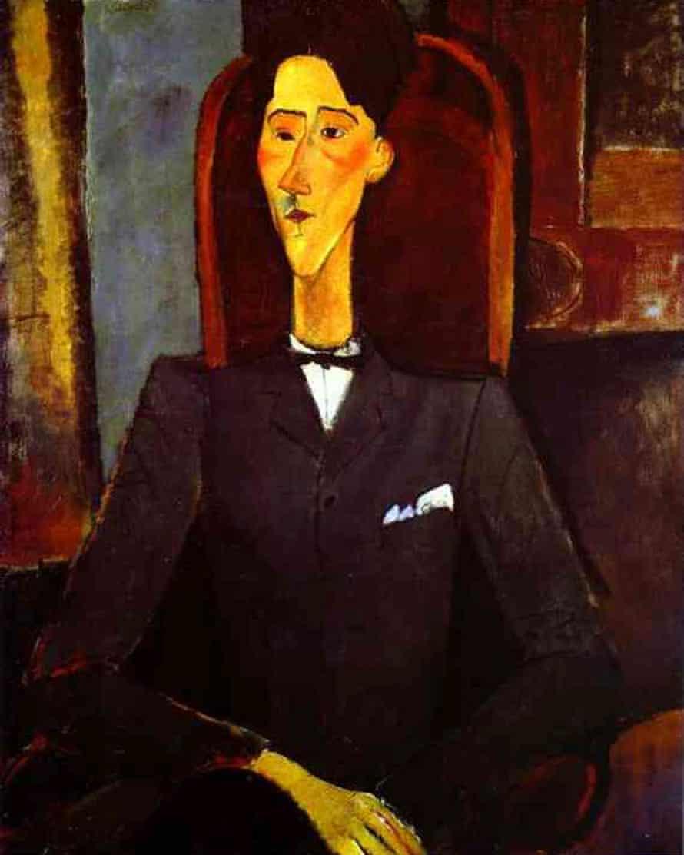 His portraits of friends, such as Jean Cocteau, reveal Modigliani's range. Photograph: Alamy