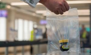 Marmite amnesty' under way at London City airport | Travel