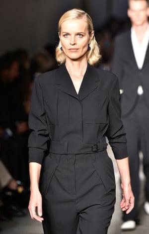 Model Eva Herzigova