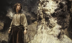 Frodo makes his way through Minas Morgul in Lord of the Rings: The Return of the King.