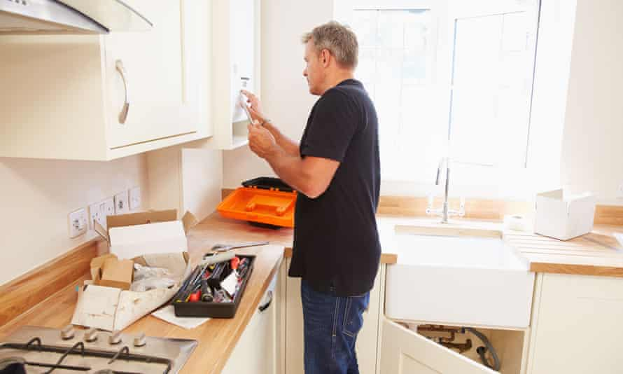 Pressure point: diagnosing a faulty boiler proved a very expensive business with HomeServe.