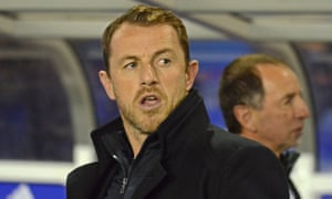 Gary Rowett during Birmingham's win over Ipswich on Tuesday.