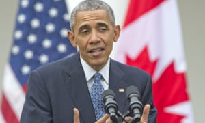Barack Obama: 'I have been blamed by Republicans for a lot of things, but being blamed for their primaries and who they're selecting for their party is novel.'