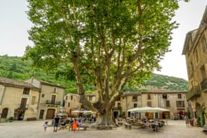 Saint-Guilhem-le-Désert, Languedoc