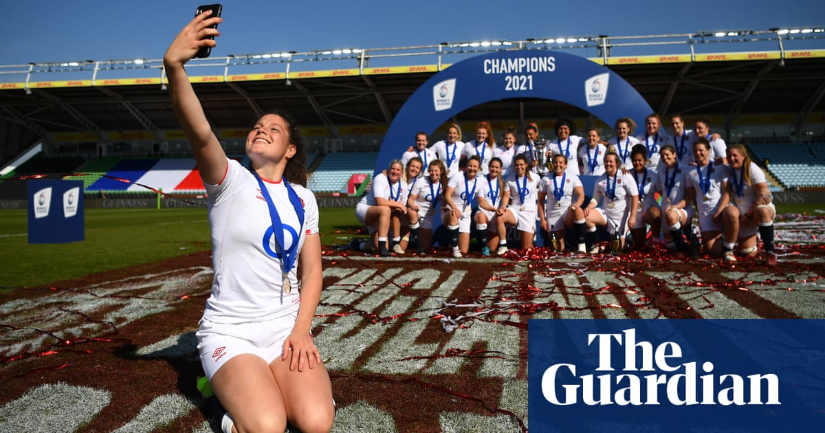 England emerge from tense finale to win unique Women's Six Nations