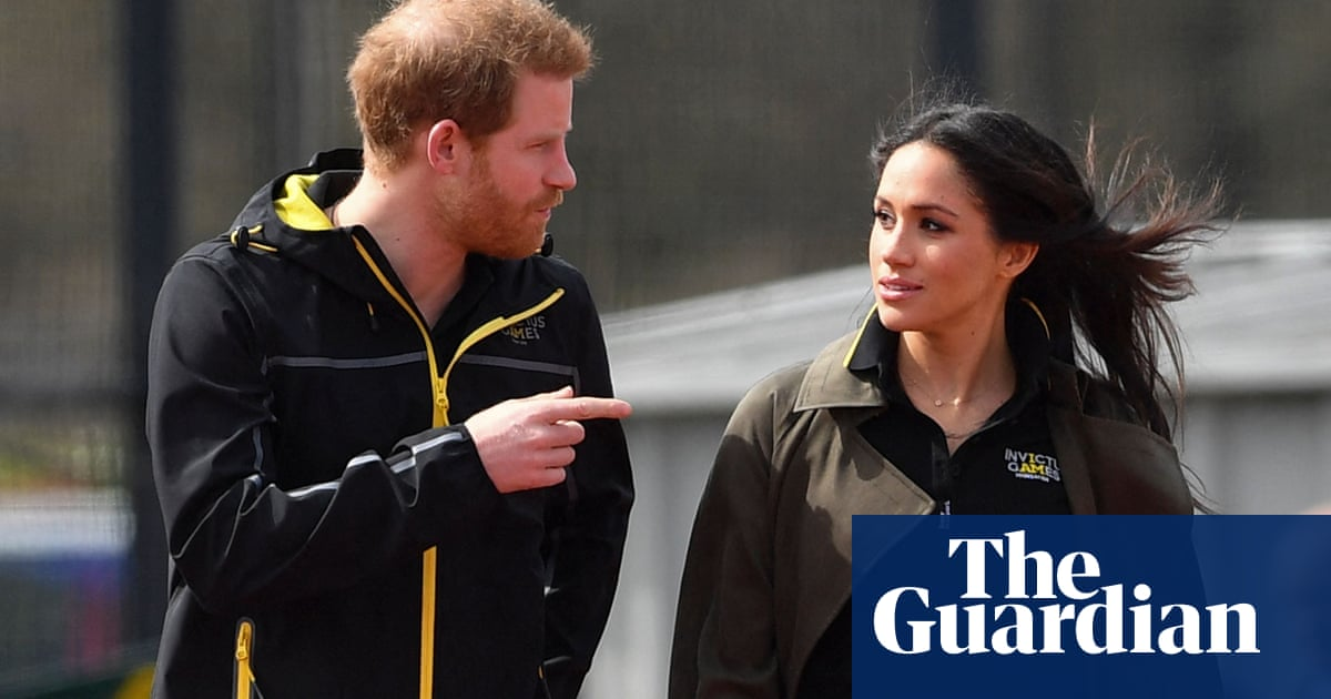 Harry and Meghan announce Netflix show about Invictus Games