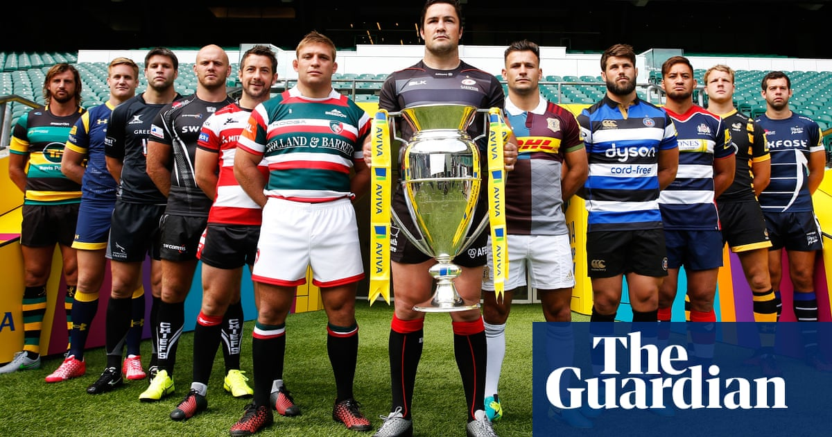 9afe9f50d78 Premiership rugby finances: the full club-by-club breakdown and verdict |  Sport | The Guardian