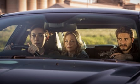 A modern-day Thelma and Louise, Wanted's finale on Tuesday night was viewed by more than 1.4 million people