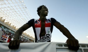 The former British sprinter Christian Malcolm will take over at the helm as UK head coach.