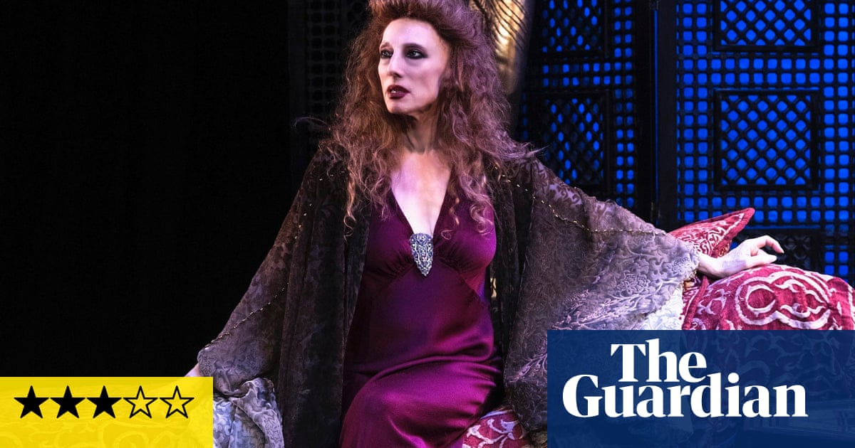 Ida Rubinstein: The Final Act review – a passionate dancer's drama