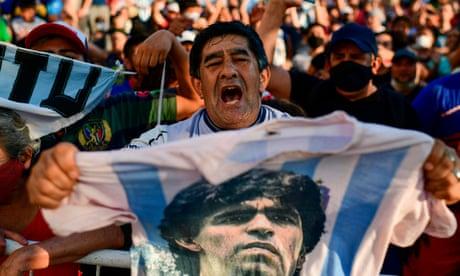 Diego Maradona: the achingly human superstar who embodied Argentina | Marcela Mora y Araujo