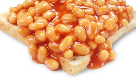 When beans means a form of snobbery