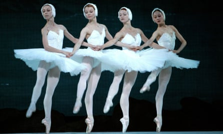 Swan Lake has been performed at opera houses around the world including, at Covent Garden, by the Kirov Ballet in 2005.
