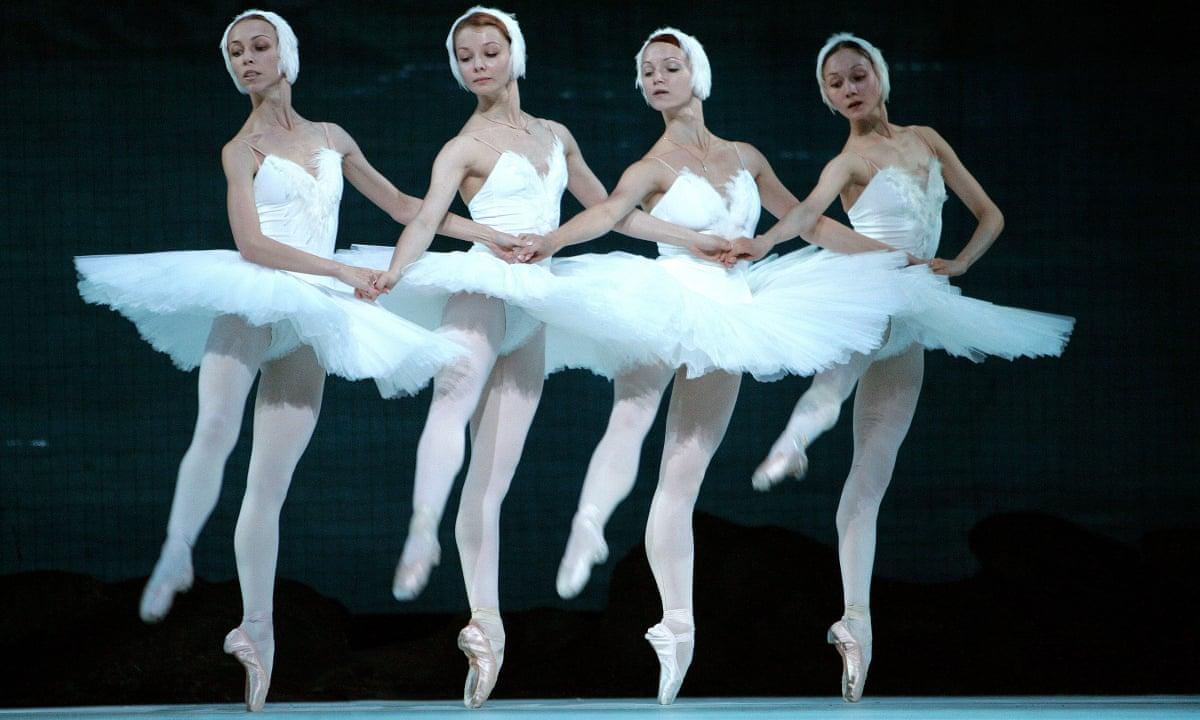 Swan Lake Bath Ballet To Be Performed In Dancers Own Bathtubs Stage The Guardian