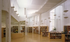 Vallila library, Helsinki