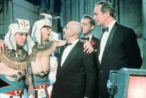 The Intelligence Men: Eric Morecambe, Ernie Wise, Warren Mitchell, Terence Alexander and William Franklyn
