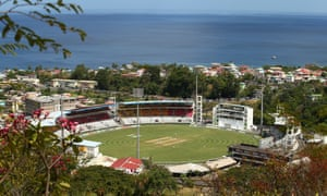 Dominica's Windsor Park cricket stadium