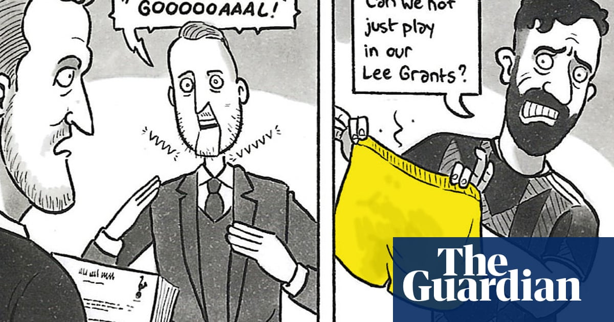 David Squires on … the Harry Kane saga and the latest Premier League action