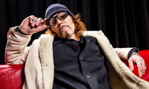 'I won't have to answer any questions any more' … one of Lanegan's motivations for penning his memoir.