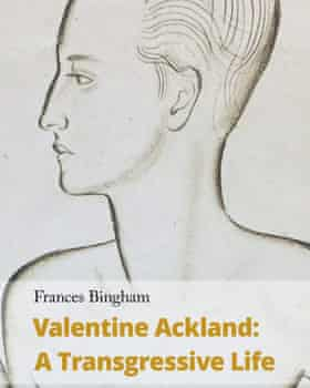 Book Cover: Valentine Ackland: A Transgressive Life by Frances Bingham
