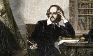 Power politics … Glyn Parry followed a hunch to reveal new thoughts on William Shakespeare.