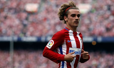 Antoine Griezmann: summer exit from Atlético Madrid would be a dirty move