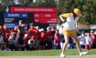 Solheim Cup 2021: USA v Europe, final-day singles – live! thumbnail
