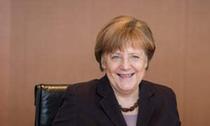 Angela Merkel is chancellor of Germany.