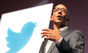 Twitter's former CEO Dick Costolo