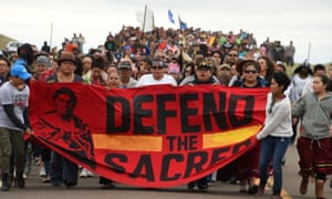 Dakota Access Pipeline sacred ground