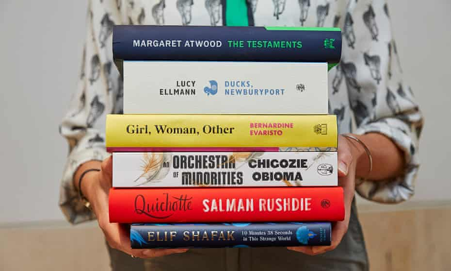 'A difficult year to call a winner': the shortlisted books