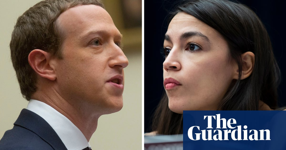 Ocasio-Cortez stumps Zuckerberg with questions on far right and Cambridge Analytica