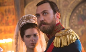Gone Too Tsar The Erotic Period Drama That Has Enraged