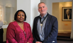 Chris Riddell appointed Children's Laureate, as he takes over from Malorie Blackman.