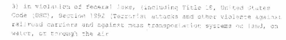 From an FBI communication on Helen Yost, dated 24 July 2014.