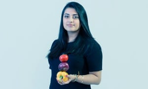 Risha Jindal was only 16 when she came up with the idea for Digimeal.