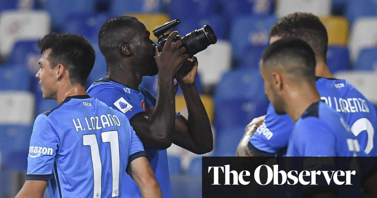 European roundup: Napoli's Kalidou Koulibaly adds to Juventus's woes