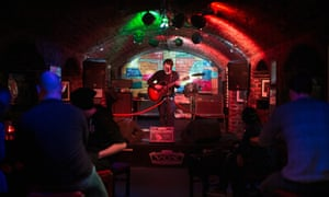 Live music at the Cavern Club