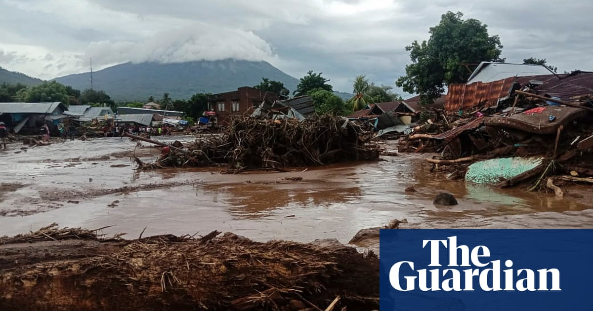 More than 50 die in flash floods in Indonesia and Timor-Leste