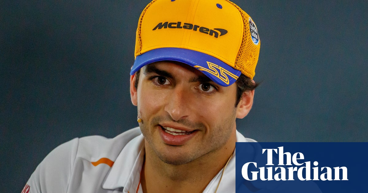 Carlos Sainz: 'It's incredibly annoying going to every race to finish seventh'