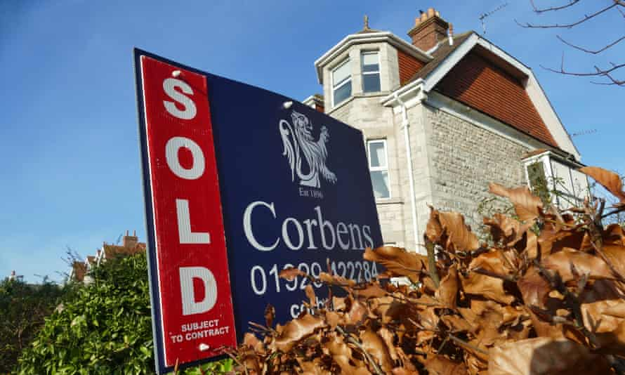 House Property Prices Fall
